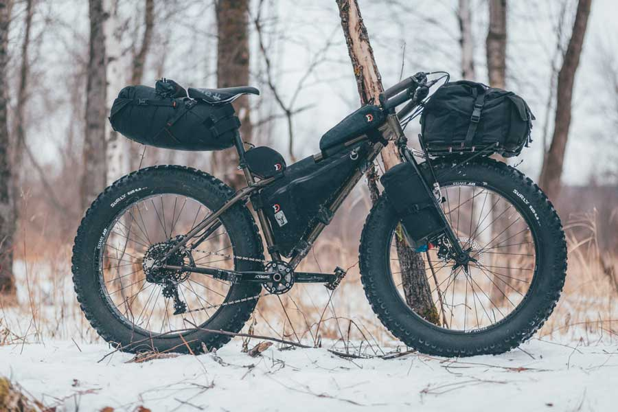 bikepacking support guided tours and equipment rental anchorage