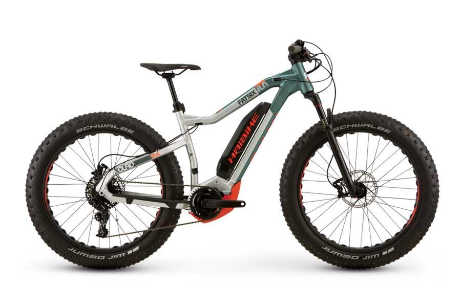 electric fat bike anchorage rental