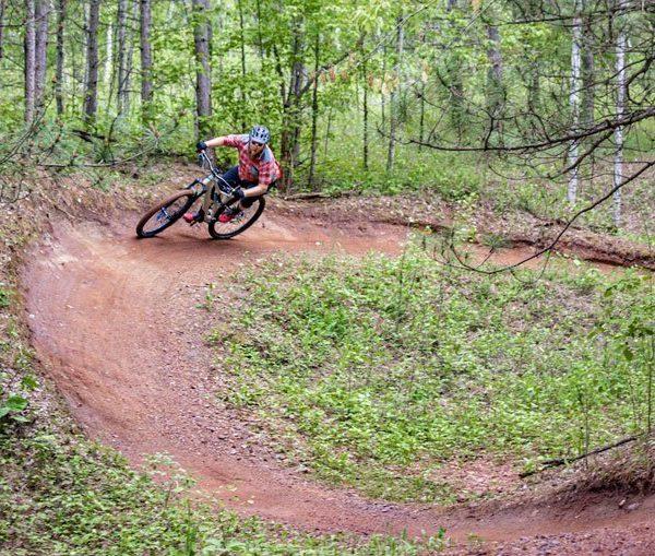 singletrack mountain biking skills lessons and clinics anchorage alaska